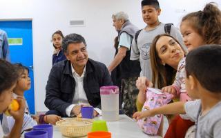 El futuro de Juntos por el Cambio: Vidal se mostró en Vicente López junto a Jorge Macri