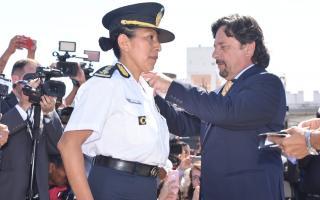 Salta: Gustavo Sáenz eligió a una mujer para dirigir la policía