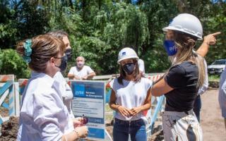 Obras de agua potable en Tigre