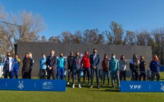 YPF será el nuevo sponsor oficial del Campeonato Femenino de Fútbol