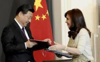 El Presidente de China recibirá a la Jefa de Estado argentina.