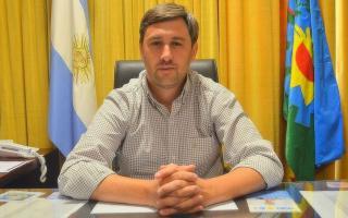 Intendente de Hipólito Yrigoyen, Luis Pugnaloni