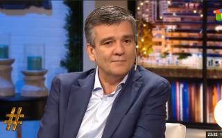 Zabaleta apoyó la candidatura de Máximo para 2023.