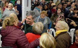 Zabaleta ganó con casi el 52% de los votos en Hurlingham
