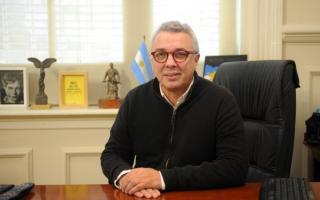 El intendente Julio Zamora fue reelecto en su cargo en las últimas elecciones locales
