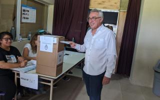 Julio Zamora busca la reelección en Tigre.
