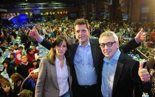 """Tigre: Acuerdo en el """"Frente de Todos"""" con Zamora intendente y Malena Galmarini diputada"""