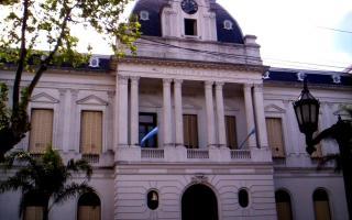 Sede del Municipio de Zárate.