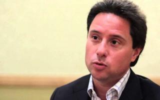 Sánchez Zinny, nuevo director general de Escuelas
