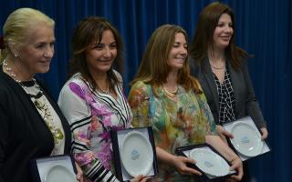 La Diputada celebró el Día Mundial de la Mujer Rural.