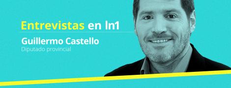 Guillermo Castello dialogó con La Noticia 1.