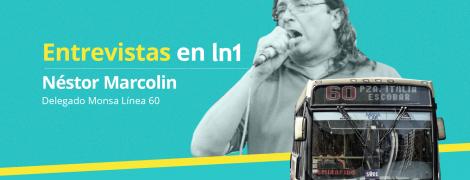 Néstor Marcolín dialogó con LaNoticia1.com.