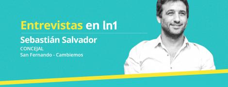 Sebastián Salvador dialogó con LaNoticia1.com.