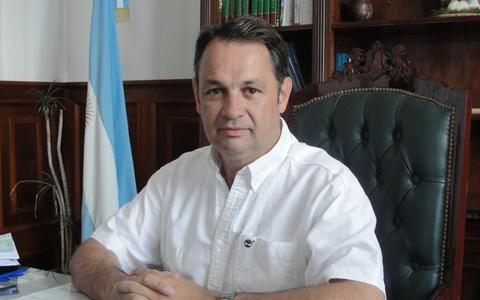 alejandro celillo intendente general alvear