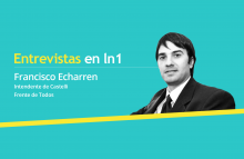 Francisco Echarren dialogó con LaNoticia1.com.
