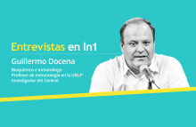 El bioquímico está cargo del proyecto para generar una vacuna argentina contra el Covid
