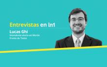 Lucas Ghi dialogó con LaNoticia1.com.