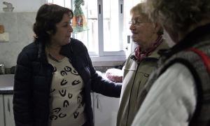 """Ocaña: """"No importa de qué partido político sean, vamos trabajar en resolver los problemas de los bonaerenses""""."""