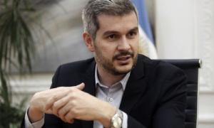Marcos Peña confía en la reelección de Cambiemos.
