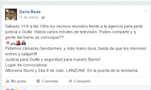 Facebook Badaracco.
