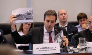 Ramos Padilla seguirá adelante con su investigación que involucra a las corporaciones mediáticas, judiciales y políticas.