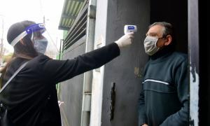Los casos siguen en aumento en La Plata.