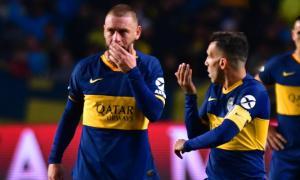 En el Estadio Ciudad de La Plata, Boca quedó fuera de la Copa Argentina.
