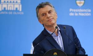Grave denuncia contra Macri.