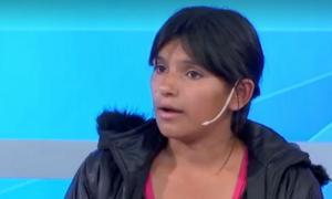 """Leonela Ayala está acusada de """"homicidio agravado por alevosía"""" en calidad de coautora."""