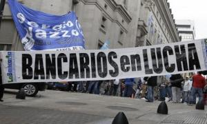 Los bancarios se sumarán a la marcha contra el Presupuesto.