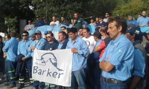 Continúa el conflicto de Loma Negra en Barker, Benito Juárez.