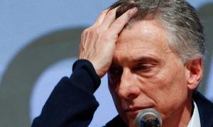 Macri, en el peor momento de su carrera política tras la categórica derrota en las PASO.
