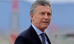 Macri de campaña en Tucumán.
