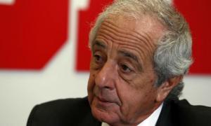 El Presidente de River cuestionó la agresión a hinchas en Lanús.
