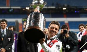 River hizo historia en Madrid.