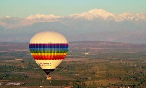 Mendoza Balloons ofrece el servicio para vivir una experiencia única.