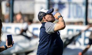El Gimnasia de Maradona sería uno de los equipos beneficiados si se concreta la anulación de los descensos.