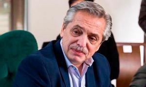 Alberto Fernández permanercerá internado otras 24 horas.