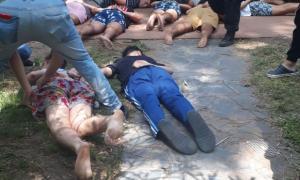 Son 11 los detenidos por el asesinato de Fernando Báez Sosa.