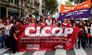 Cicop criticó la falta de insumos en hospitales públicos de la Provincia.