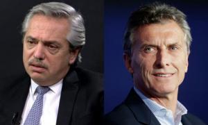 Fernández y Macri se cruzan en el Malba.