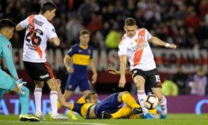 Boca y River dirimen el pase a la final de la Copa Libertadores de América.