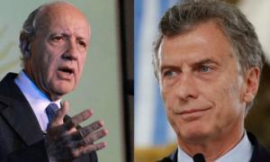 """Lavagna cuestionó a Macri: """"Es más fácil hacer responsable a los otros""""."""