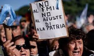 """""""Que la crisis la paguen quienes la generaron"""", será la consigna de la protesta."""