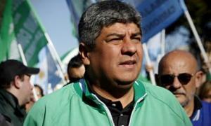 Moyano advirtió a los legisladores que voten el Presupuesto de Macri.