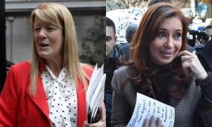 Stolbizer volvió a denunciar a Cristina en el inicio de la campaña electoral.