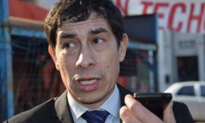 Marcelli, candidato a Intendente de Olavarría.