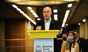 Rodríguez Larreta considera inconstitucional la medida adoptada por Alberto Fernández.