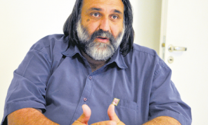 Roberto Baradel, titular de Suteba.