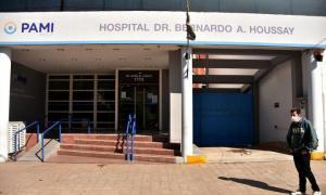 El hospital de la polémica.
